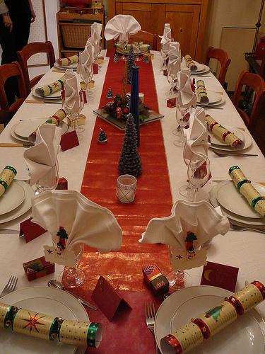 Comida de navidad para 20 personas