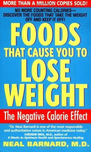 Libro calorías negativas