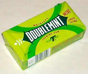 Wrigleys Doublemint