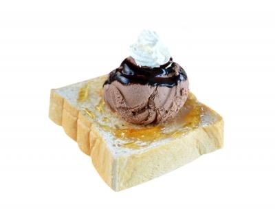 Pan y helado