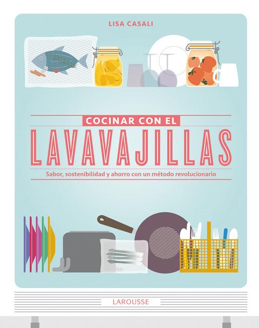 Cocinar en el lavavajillas libro sobre una idea original for Cocinar en 10 minutos