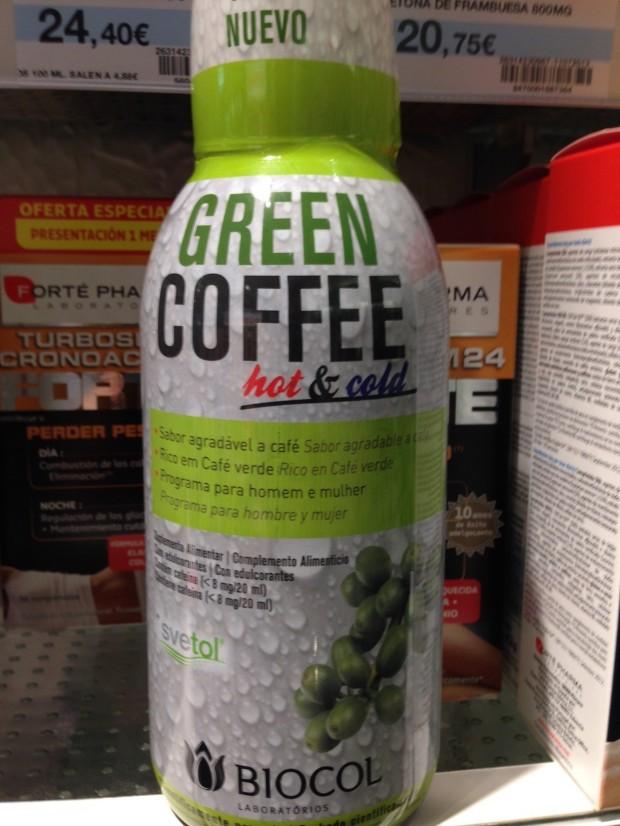 Café verde Biocol