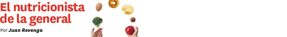 El nutricionista de la general