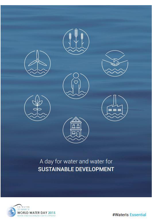 Día mundial del agua UN