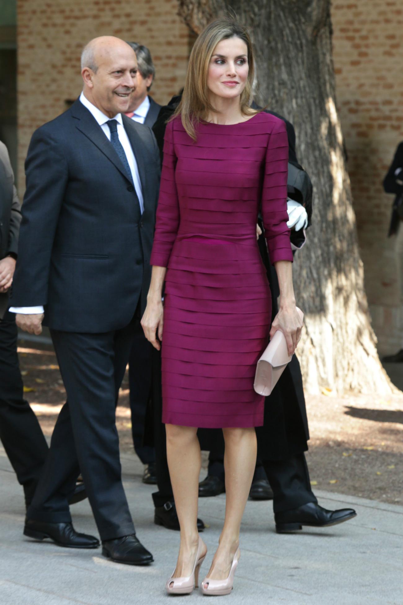 Sarkozy | El ropero de Letizia