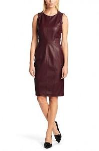 El vestido de Hugo Boss. (GTRES)