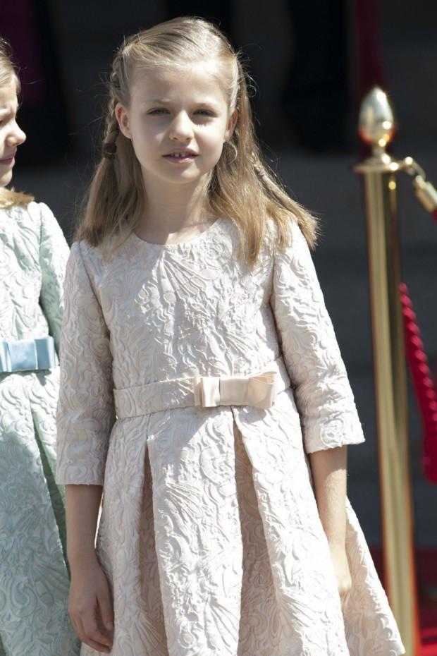 Leonor, princesa de Asturias (GTRES)