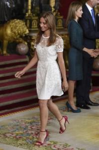 La reina católica, Michelle Jenner. (GTRES)
