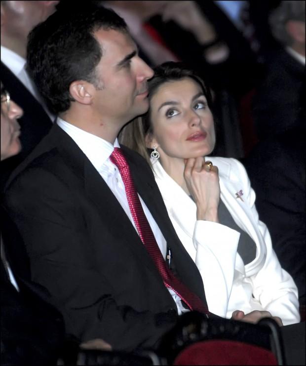 """Qué guapo eres, Felipe"". (GTRES)"