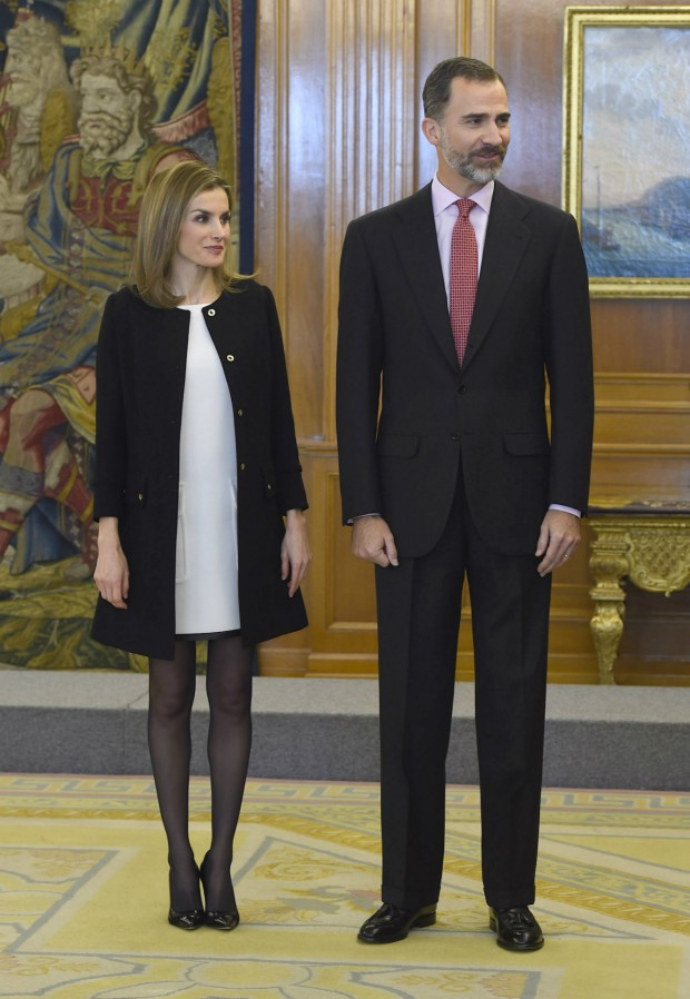 Letizia, una reina muy ye-ye. (GTRES)