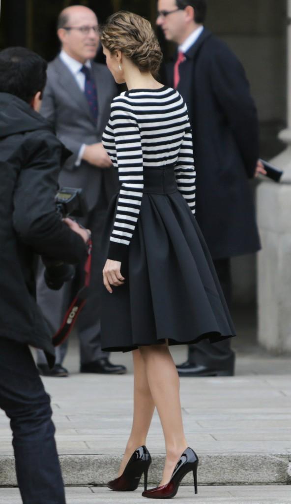 La falda de la Reina en todo su explendor en febrero del año apsado