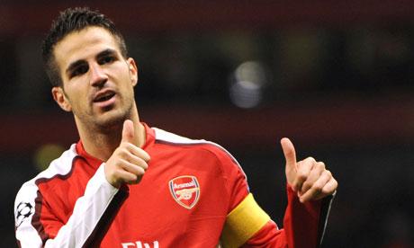 La venta de Fábregas fue un gran negocio para el Arsenal