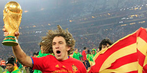 Réal de Madrid Puyol-mundial1