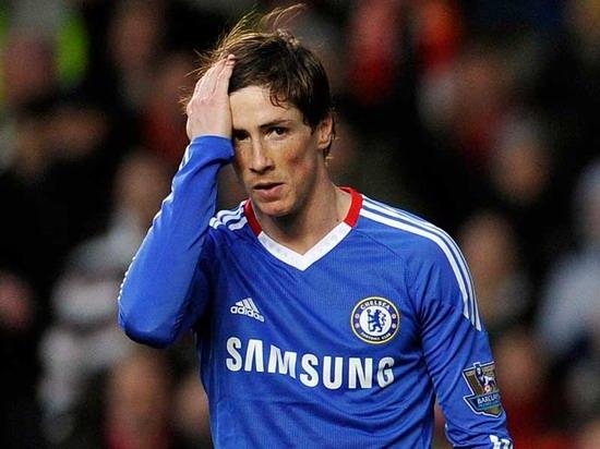 [Off Topic] La maldición de Fernando Torres