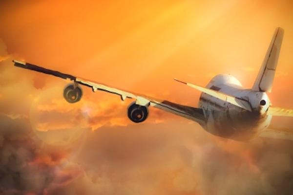 Las turbulencias son amigas del avión, se conocen bien.