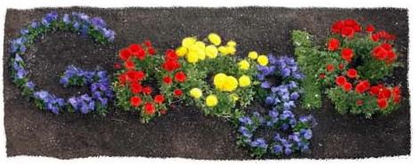 Doodle de hoy de Google, celebrando el Earth Day