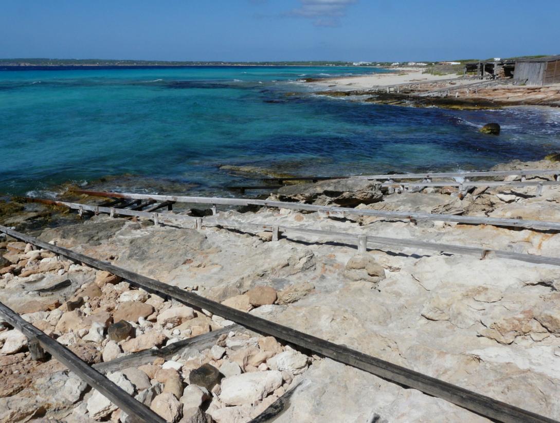 ¿La salud del océano en un sólo índice? Formentera (2010). Foto ER.