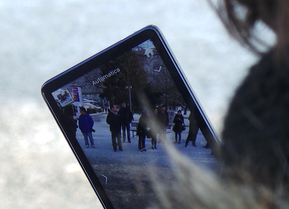La GalaxyCamera fue la gran protagonista. Hicimos cientos de fotos. Foto ER.