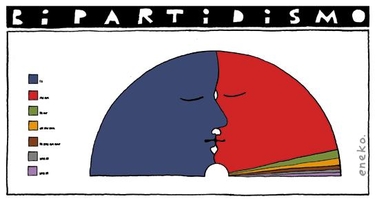Bipartidismo - VIÑETA 11-06-15biprtidismo1
