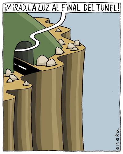 Humor gráfico 11-09-14-tunel