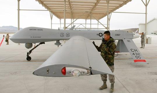 aviones no tripulados | Viaje a la guerra
