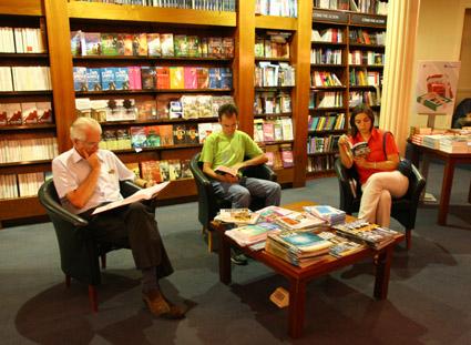 Un recorrido literario por buenos aires viaje a la guerra - Imagenes de librerias ...