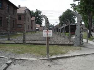 Campo de exterminio de Auschwitz (EFE).