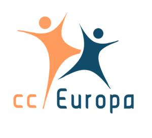 Logotipo de CC / Europa (Ana García Toni)