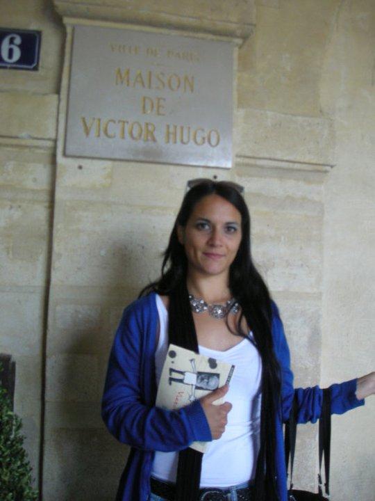 Alejandra Paggi, politóloga e investigadora (A.P).