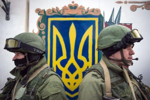Soldados ucranianos. (EFE)