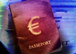 Pasaporte de la UE (Gtres)