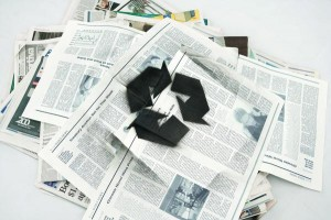 Montón de periódicos (Gtres)