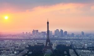 Una vista de París (EFE)