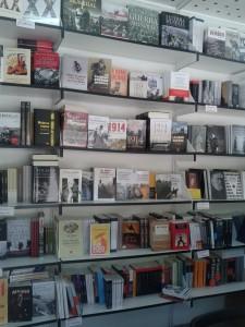 Feria del libro de Madrid 2014 (foto: NS)