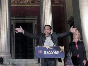 Alexis Tsipras, líder de Syriza (EFE).