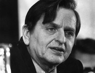 Olof Palme, líder de la socialdemocracia sueca, asesinado en 1986 (DN.SE)