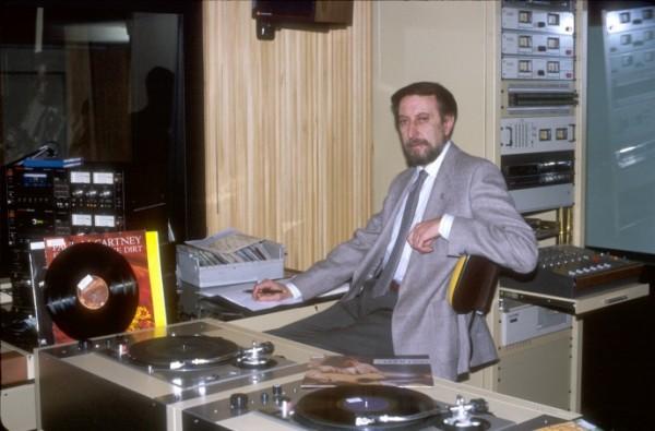 Mariano de la Banda, en el estudio de Hoy por Hoy. Imagen de Cadena SER.