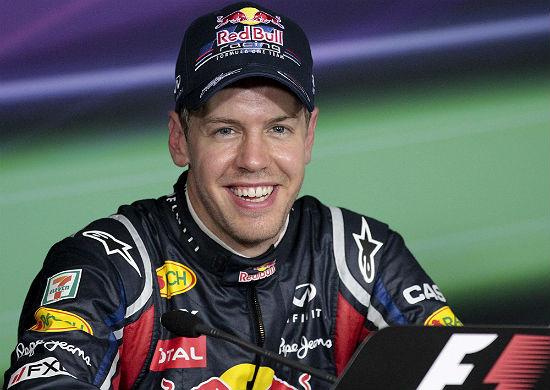 """Vettel: """"Nos recuperamos gracias a la estrategia"""""""