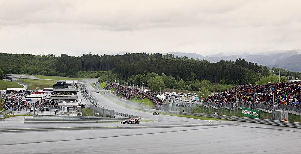 Circuito Formula 1 Austria : Red bull quiere tener su propio circuito en el mundial de