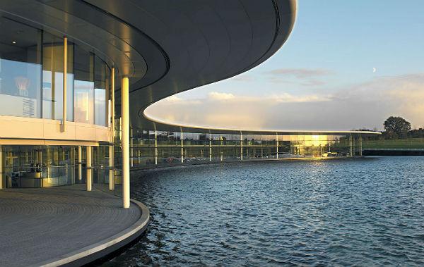 Sede de McLaren, en Woking. (Foto: Archivo).