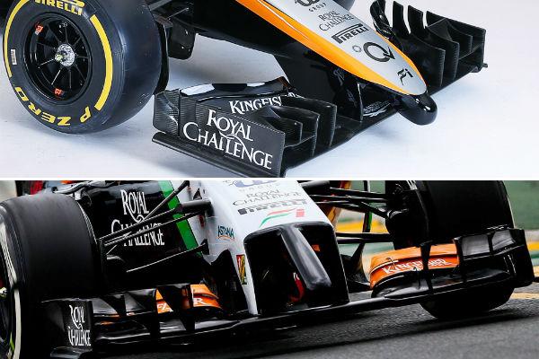 Fotos: Force India