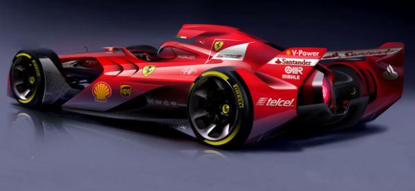 Fotos: Ferrari