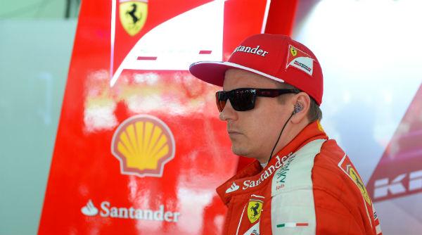 Foto: Kimi Raikkonen (Ferrari).