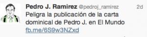 tuit Pedro J