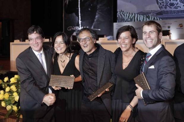Premiados García Márquez