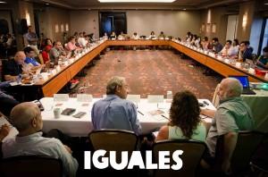Seminario La desigualdad en Iberoamérica como motor de historias periodísticas, celebrado en Panamá. Foto: Mathieu Gagnon/Oxfam.