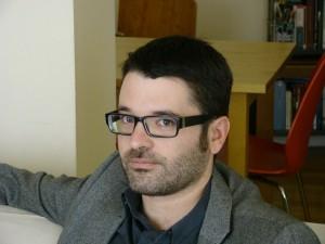 Ramón González Férriz. Foto: Marta Valdivieso.