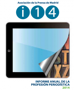 Informe profesion periodistica 2014