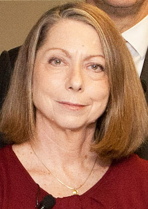 Jill Abramson  en 2012, cuando era directora de The New York Times. Foto: Wikipedia.