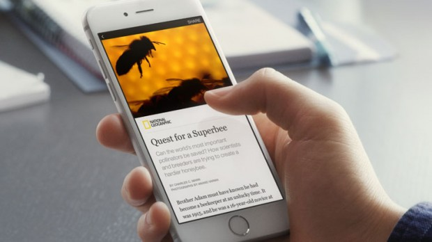 Instant Articles. Foto: Facebook